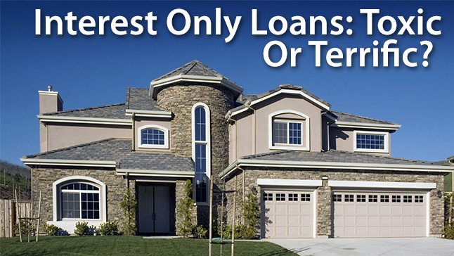 Interest Only Loans – What You Should Know
